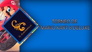 Primer torneo de Mario Kart 8 Deluxe de 2019