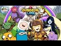 Dungeon Link Featuring Adventure Time - Crazy Crossover (iOS/iPad Gameplay)