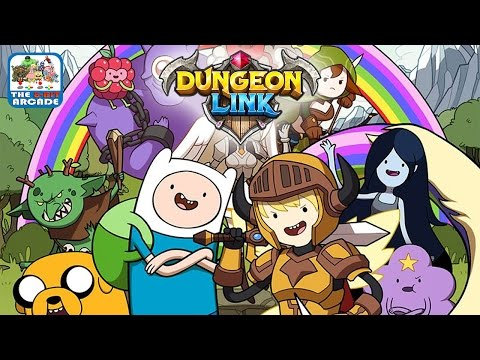 Dungeon Link Featuring Adventure Time – Crazy Crossover Online