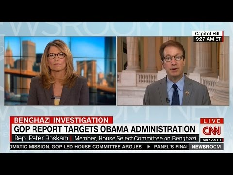Rep Roskam talks Benghazi on CNN Newsroom