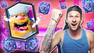 WE GOT IT :: Clash Royale :: SUPER MAGICAL CHEST OPENING!