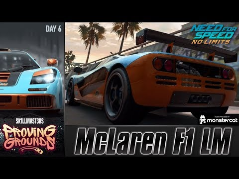 Need For Speed No Limits: McLaren F1 LM | Proving Grounds (Day 6 - Finals)