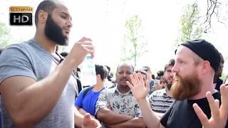 Hardcore Zionist Vs Muslim || Uncut