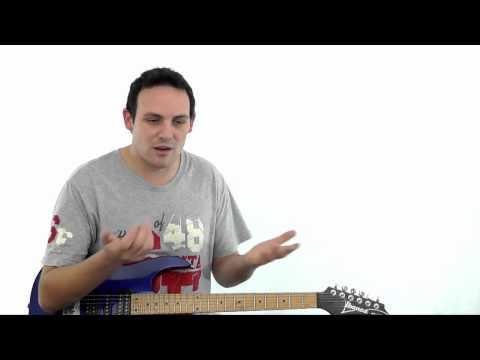 How Do Teach Myself Guitar
