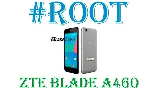 Como Rootiar ZTE BLADE A460 (sin pc)
