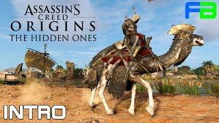 Incoming Threat - Assassin's Creed: Origins - The Hidden Ones Intro Quest
