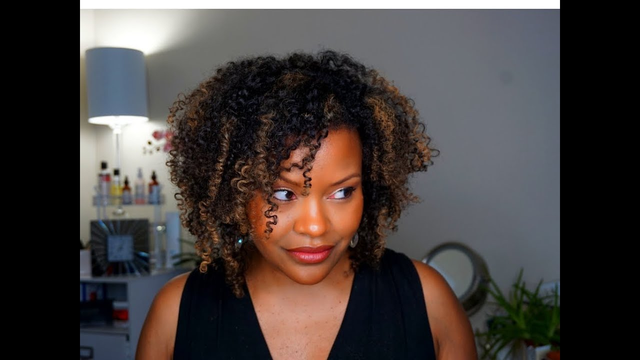 How To Color Natural Hair Wo Bleaching Or Permanently Coloring