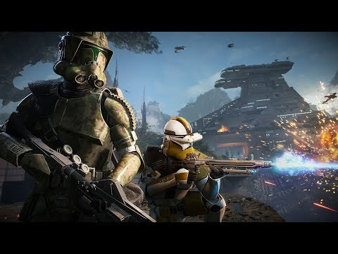 Star Wars Battlefront II - Whatever It Takes