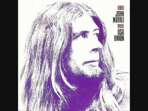 John Mayall  Crying