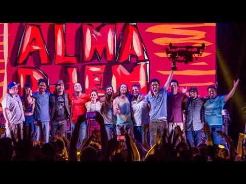 DVD Alma Djem Ao Vivo no Lago Paranoá