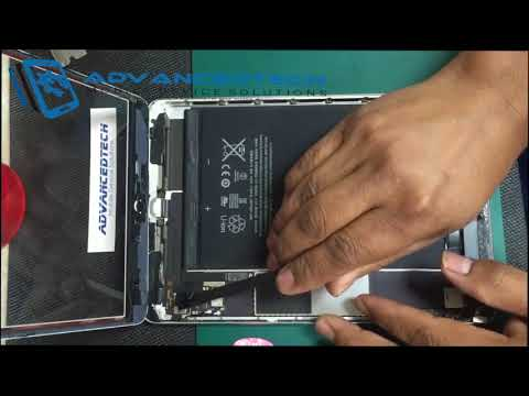 HOW REPAIR IPAD MINI CHARGING PORT