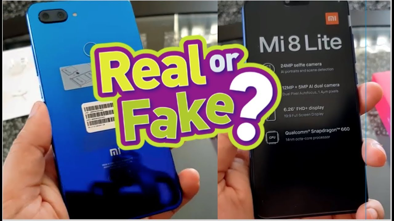 How to Check Your Xiaomi Phone is ORIGINAL or FAKE