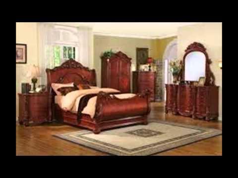 ANTIQUE BEDROOM DESIGNS