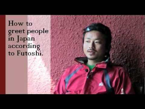 How to greet people in japan according to futoshi no subs youtube how to greet people in japan according to futoshi no subs m4hsunfo
