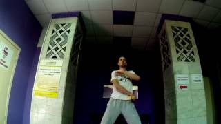 Фристайл Нунчаку видеоурок- горизонтальные перехваты вертушками