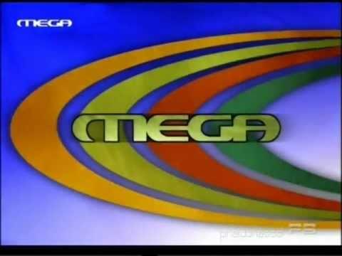 mega channel tv ident 2000