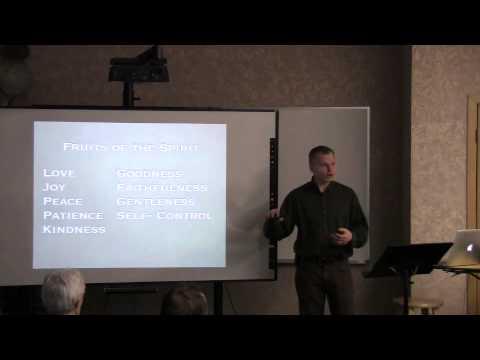 Seminar: Straight Talk About Baptism