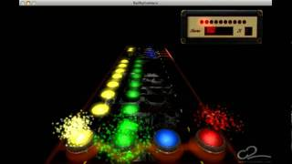 Indie Riffs Game for the Unity Awards 2008