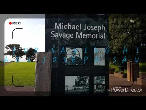 TEASER FOR JOSEPH MICHAEL SAVAGE.)First labour ministers tomb