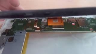 Huawei mediapad 7 youth 2 после замены сенсора и дисплея
