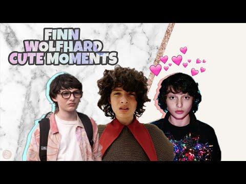 Finn Wolfhard Cute & Funny Moments
