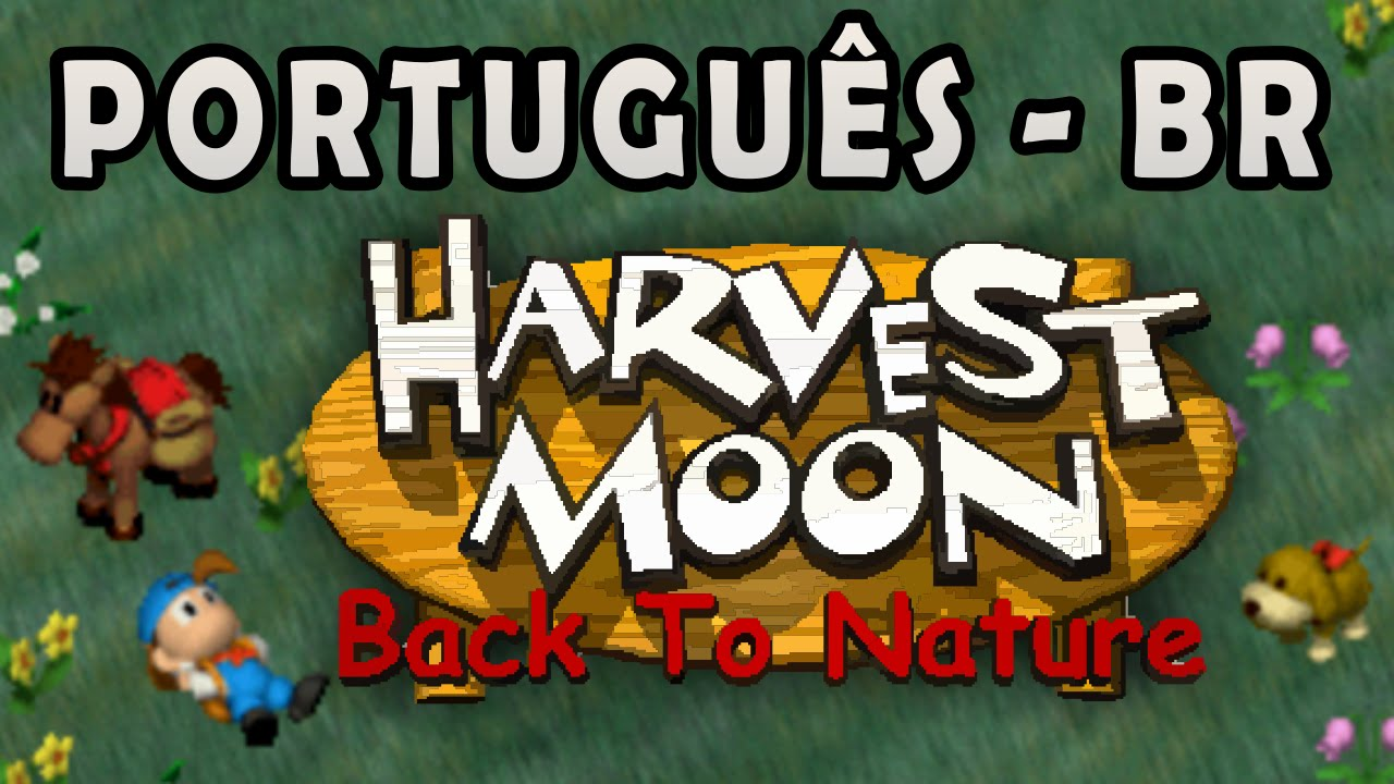 Harvest moon back to nature rom