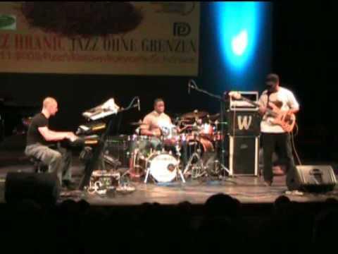 Soapy Fields; Phishbacher live at Jazz Festival Plzen, CZ, Nov 10th 2008