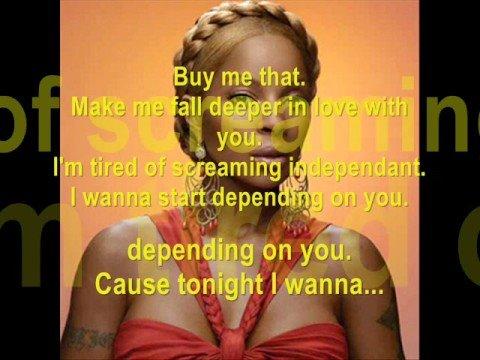Feel like a woman w/ lyrics
