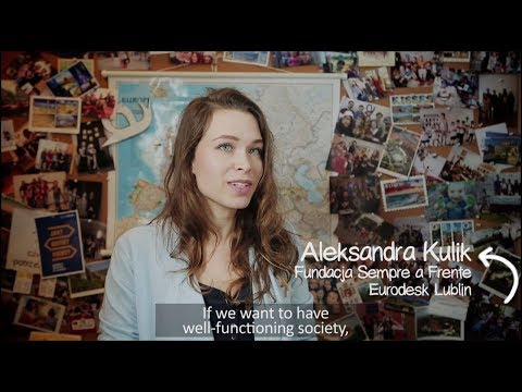 Siła sieci Eurodesk Polska