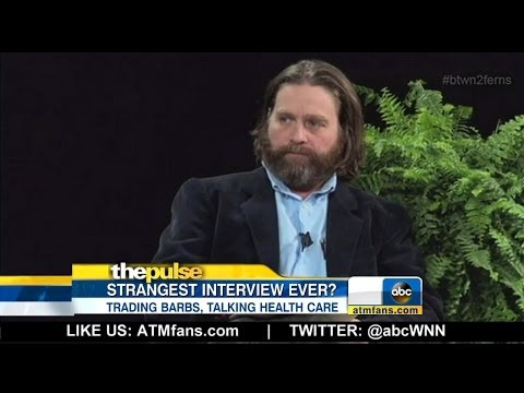 President Obama and Zach Galifianakis: 'Between Two Ferns'