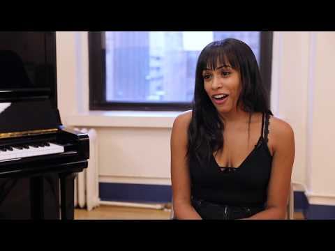Nicolette Robinson's Road to Broadway Part 1