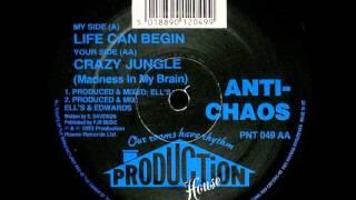 anti chaos - life can begin