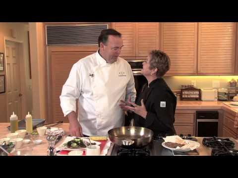 Charlie Palmer's Steak & Egg Salad