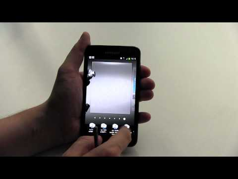 Samsung Galaxy Note original Android ICS Update Hands On - Galaxy Note Upgrade