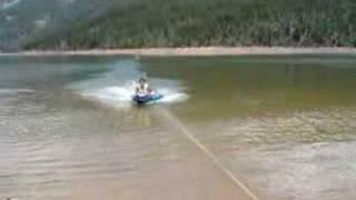 Redneck ATV Tubing