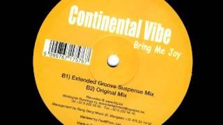 Continental Vibe - Bring Me Joy [2001]