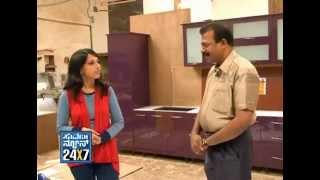 Www.bhramari.in, Bhramari Creations, Suvarna News Seg 4.mp4