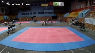 Чемпионат Украины по Тхэквондо ВТФ 2018 Корт C