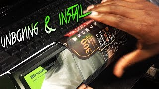 Acura RSX - Broadway 300MM Wide Convex Mirror (Unboxing & Install)