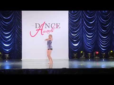 "Julia Race- ""One & Only"" (Solo for TEEN Best Dancer)"