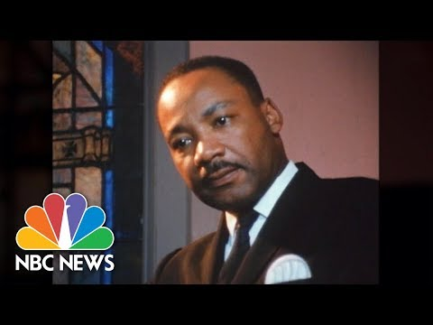 MLK Talks 'New Phase' Of Civil Rights Struggle, 11 Months Before His Assassination | NBC News