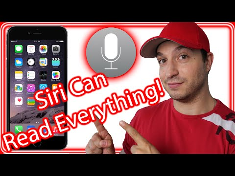Awesome iPhone Tip! - Siri Text To Speech