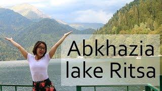 Abkhazia Lake Ritsa