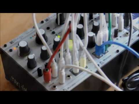 Ambient Take | Featuring Mutable Instruments Rings, Peaks & Veils