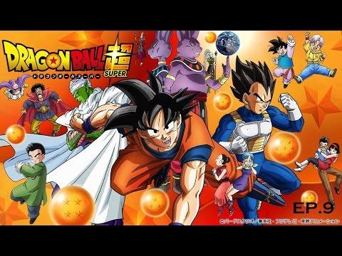dragon ball super ep 9 il super saiyan god