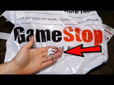 Found The KEYS To GAMESTOP AGAIN!!! Dumpster Diving Night #611