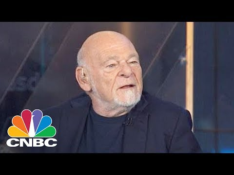 Billionaire Sam Zell On Markets: This Is Not A Time To 'Buy Anything' | CNBC