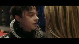 Cara Delevingne being the BEST in VALERIAN movie!! Funniest moments
