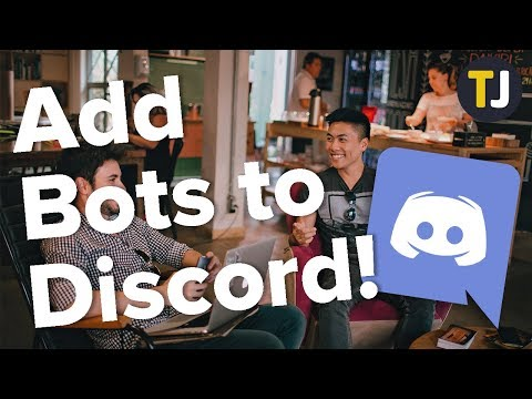 Adding Bots to Your Discord Server!