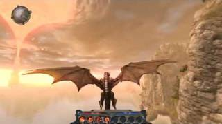 Gameplay from Divinity II Ego Draconis